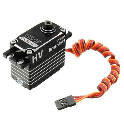 GDW 893 38KG Brushless Digital Large Torque Servo For RC Model