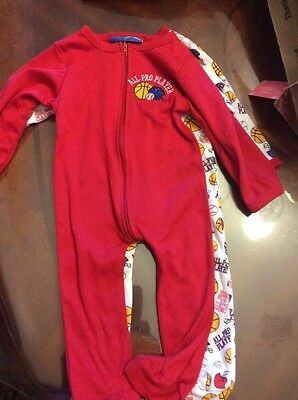 Lot Of 2 Baby Boys One Piece