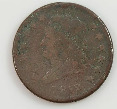 1812 Classic Head *Large Date* Large Cent *G29