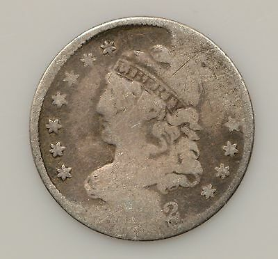 1832 Capped Bust Silver Half Dime *G83