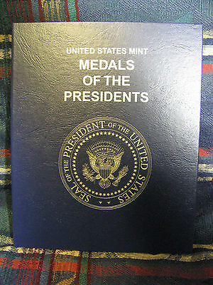 Medals Of The Presidents.   The United States Mint