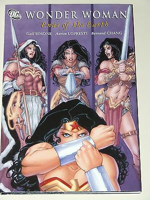 Wonder Woman - Ends of the Earth HC (2009 DC)