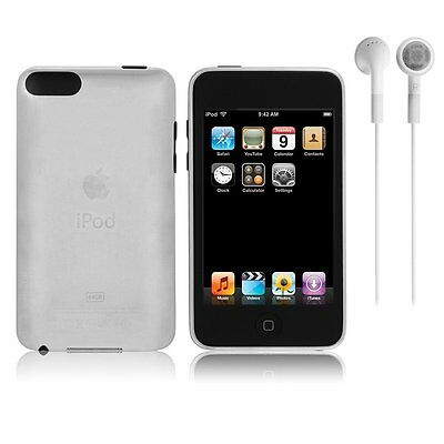 Apple iPod Touch 2nd Generation Used - Tested - Black A1288 -  8GB & Higher Size