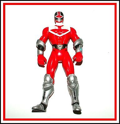 Power Rangers Time Force: Vector Cycle Red Ranger _ ** Figure Only **