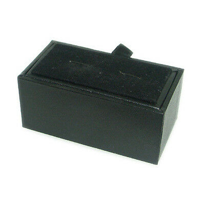 Bulk Buy Cufflinks Box Presentation Box - 12 Cufflinks Presentations Boxes