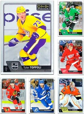 2016-17 OPC Platinum *** PICK YOUR CARD *** From The Set (#76 to #150)