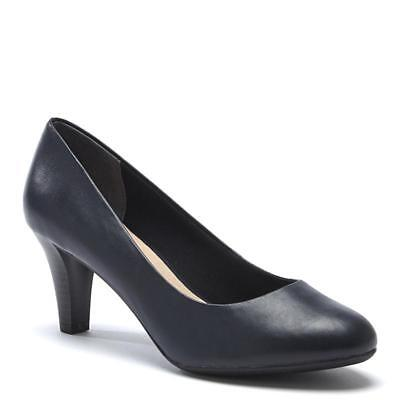 New Diana Ferrari SuperSoft Corey Navy Ladies Womens Shoes