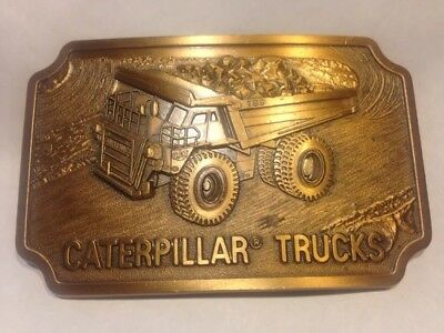 Caterpillar 789 Haul TRUCK  - Belt Buckle