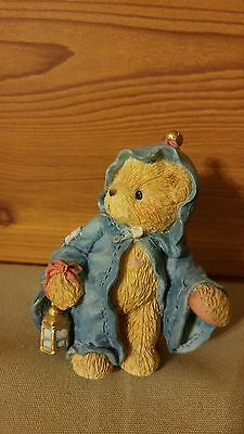 "Cherished Teddies GABRIEL ""I am the ghost of Christmas yet to come"""