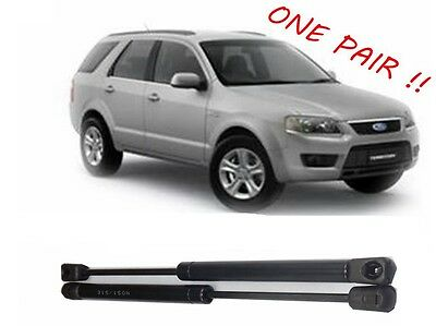 Ford Territory rear WINDOW gas struts SX SY SYII SZ models 2004 to 2016 New PAIR