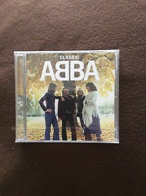 Abba Classic Abba Cd New And Sealed