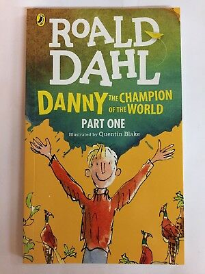 Danny The Champion Of The World  - by Roald Dahl - Parts 1 & 2