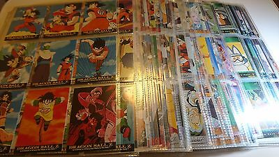Dragon Ball Z Complete Amada Card Set 2003 + 2004 Japanese, Many Foils! Rare