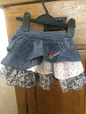 Mamas And Papas Skirt 12-18 Months