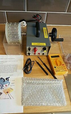 Home Gold & Silver Barrel Plating Machine with extras UNUSED BTA ST BULGARIA