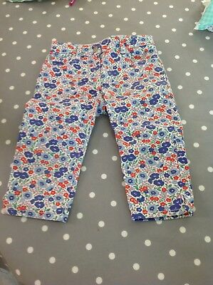 Boden Girls Cropped Jeans Age 4