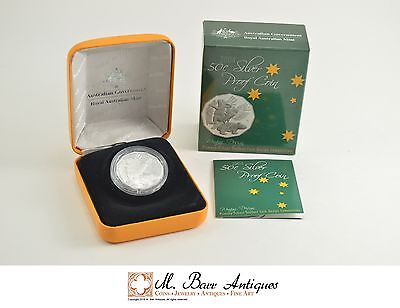 2004 Australia 50c Silver Proof Primary School Student Design Competition *0248