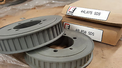 """44L075 SDS Timing Pulley, type LTeeth 3/4"""" Belt NEW 5.222""""OD..."""