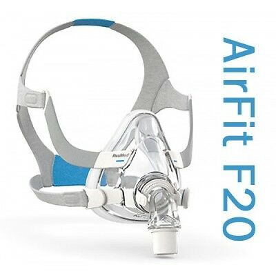 ResMed AIRFit F20 Full Face Mask (Size S)