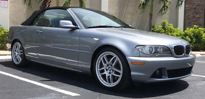2005 BMW 3-Series 330Ci 2005 BMW 330Ci CONVERTIBLE EXCELLENT CONDITIONS ONE OWNER LOW MILES BEAUTIFUL