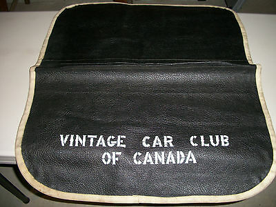 Vintage Car Club of Canada Fender Cover, Protector.... I will ship World Wide