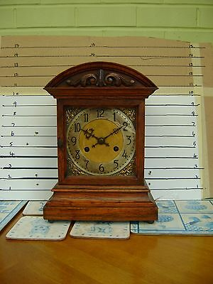Antique Bracket Clock.