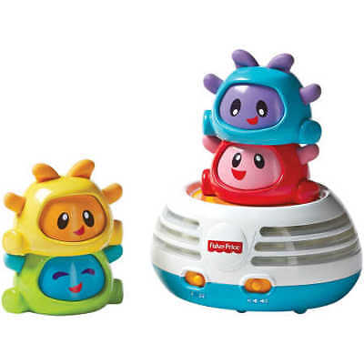 NEW Fisher-Price Bright Beats Build-A-Beat Stacker