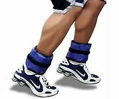 Wrist Ankle Weights Exercise Fitness Gym Resistance Strength Training & Running