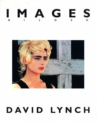 David Lynch - Images * Hardcover *