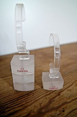 Omega Watch  Display stands