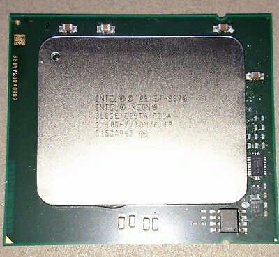Intel Xeon Processor E7-8870 SLC3E 10 Cores 20 Threads