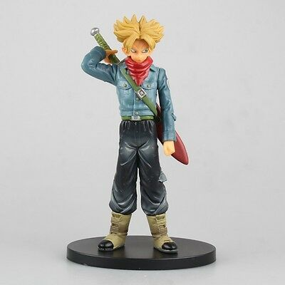 18cm Dragon ball Trunks action figure toys Anime collection Gift