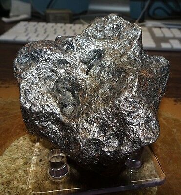 940 GM.  CAMPO DEL CIELO METEORITE ; AAA GRADE!! 2 pounds; BEAUTIFUL