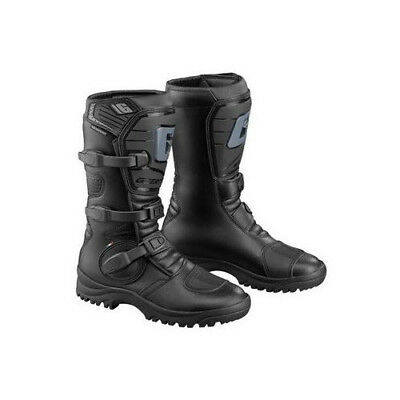 Gaerne G-Adventure Motorcycle Offroad Boots Black