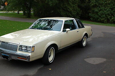 1985 Buick Regal Limited 1985 Buick Regal