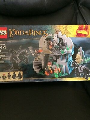Lego Attack on Weathertop (9472) BRAND NEW IN BOX  FACTORY SEALED!