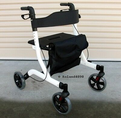 Aidapt VP183 Rollator Mobility Walker - NEW