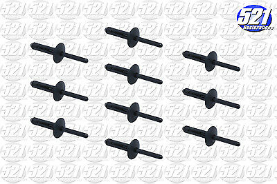 94-2001 Dodge Ram 1500 2500 Wheel Liner Clips Pins Rivets NEW Set of 10