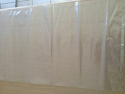 20 Large Plastic Bags Heavy Duty 430mmx800mm ideal for pebble and wood packing