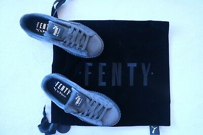 Brand New Fenty Puma Creepers Size 7.5 with Box & Dust Bag