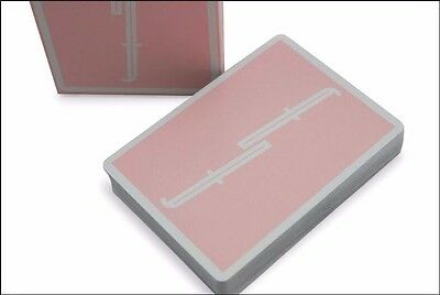Pink Fontaine Playing Cards. SEALED/Limited Edition.