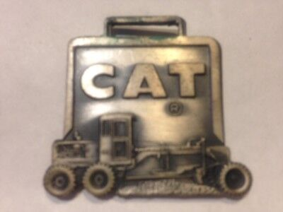 Caterpillar Motor Graderr -Watch Fob
