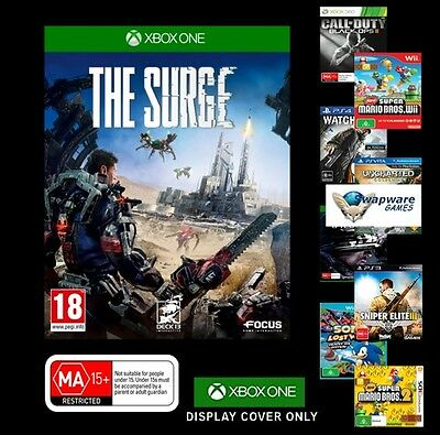 The Surge Xbox One Game PAL Brand New and Sealed