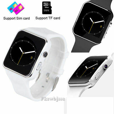 Bluetooth Smart Watch Smartwatch reloj inteligente Relojes Para iphone Android