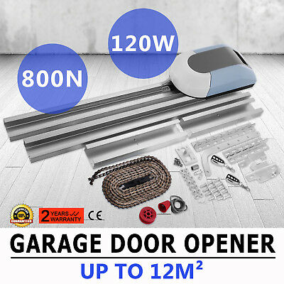 Automatic Garage Door Opener  800N 154W Electric Operater 220V Heavy Duty