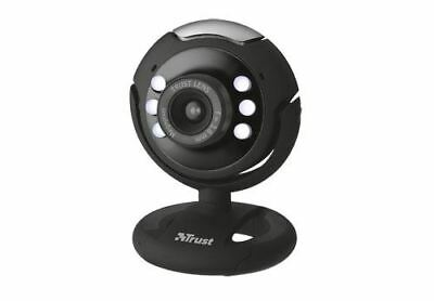 Trust LED Webcam with clamp 31029