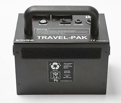 Bowens Travelpak Kit BW7631