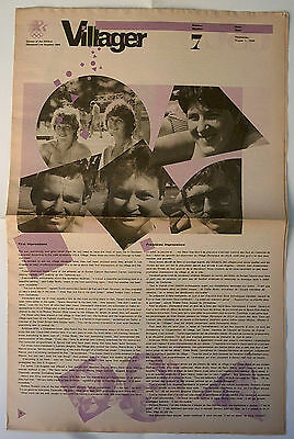 Orig.PRG / Guide / Olympic News    Olympic Games LOS ANGELES 1984  -  01.08.  !!