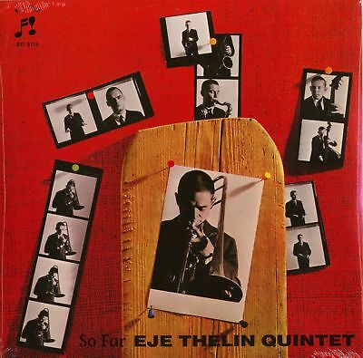 Eje Thelin Quintet - So Far - Vinyl Jazz/Latin/Big Band