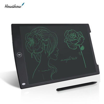 Creative LCD Writing Pad Notepad Electronic Drawing Tablet Graphics Board 12/8.5